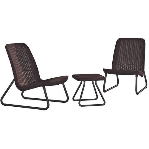 Комплект мебели RIO PATIO (коричневый)