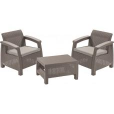 Комплект мебели CORFY WEEKEND (капучино)