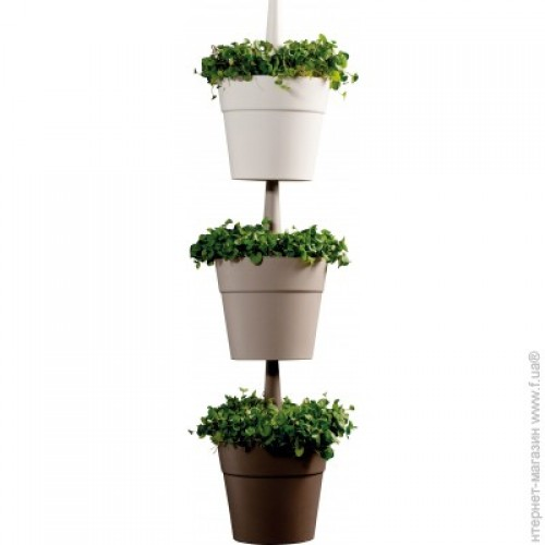 Кашпо RAINBOW PLANTER SET 3 uni