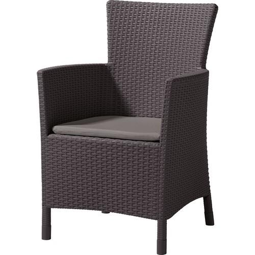 Стул-кресло IOWA (коричневый)