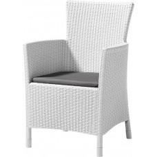 Стул-кресло IOWA (белый)
