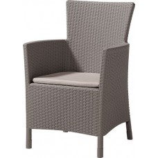 Стул-кресло IOWA (капучино)