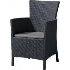 Стул-кресло IOWA (графит)