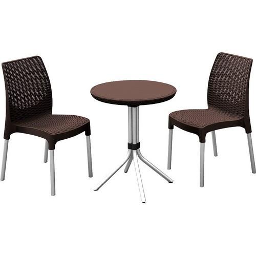Комплект мебели CHELSEA SET (коричневый)