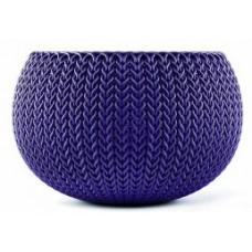 Кашпо COZIES S без подвески (фиолетовый)