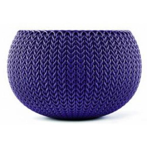 Кашпо COZIES S подвесное (фиолетовый)
