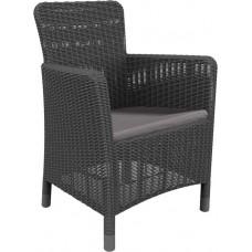 Стул-кресло TRENTON (графит)