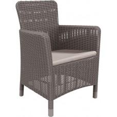 Стул-кресло TRENTON (капучино)