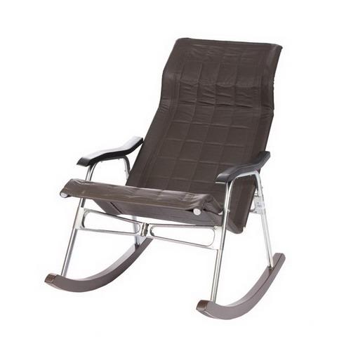 """Кресло-качалка складное """"БЕЛТЕХ"""" (коричневый)"""