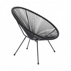 Кресло из искусственного ротанга, арт. F103