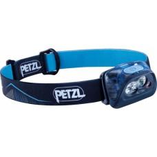 Фонарь налобный PETZL ACTIK, синий