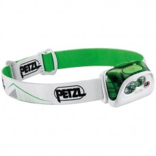 Фонарь налобный PETZL ACTIK, зелёный