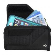 Чехол для телефона Nite Ize Clip Case Cargo SideWays, чёрный, размер М