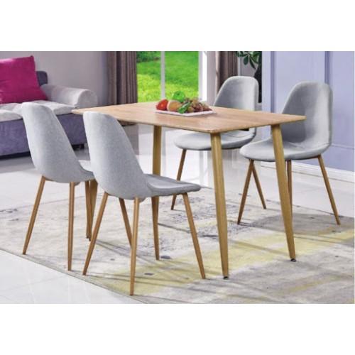 Комплект обеденный (стол, 4 стула)